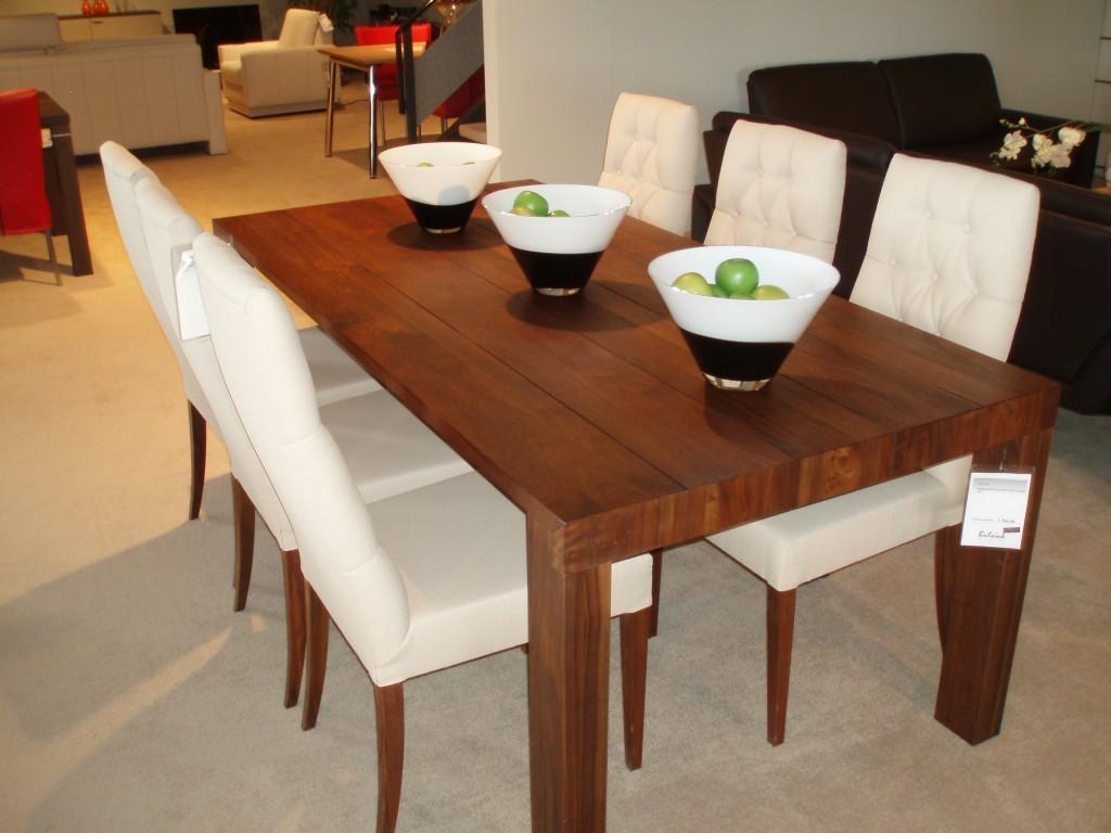 Bulsink meubelen eethoek veyron for Eethoek modern
