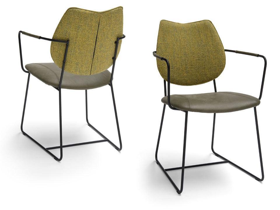 Bulsink meubelen nieuw in de collectie for Eetkamerstoel met leuning